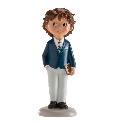 Communion Boy Blue Blazer 13cm