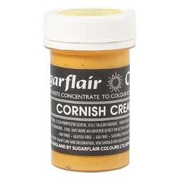 Cornish Cream SugarFlair Gel paste
