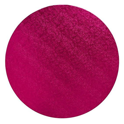 Round Drums Cerise Pink Asstd Sizes