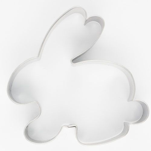 Cute Bunny Cookie Cutter