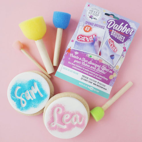 Dabber Sweet Stamp Set 4
