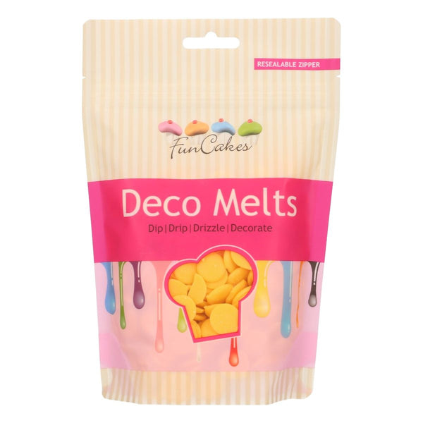 Deco Melts Yellow  250g