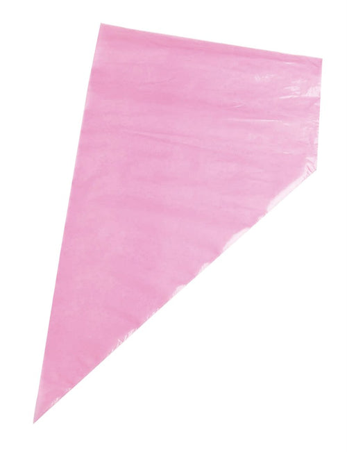 "Kee Seal Disposable Piping Bag 21"" Pink"