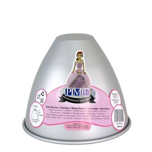 Doll Tin Small