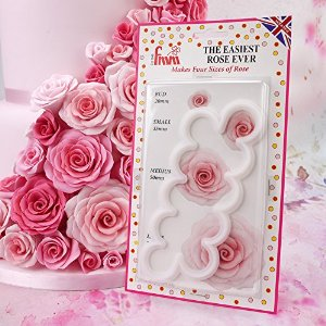 Easiest Rose Cutter FMM