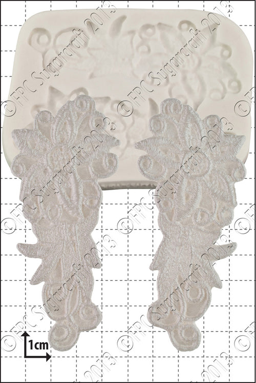Estella Lace  Mould FPC C165