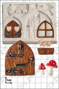 Fairy Door Mould  C184 FPC