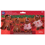 Gingerbread Family Cookie Cutters WILTON