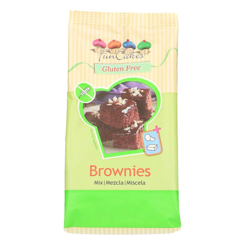 FunCakes  Gluten Free  Brownie Mix 500g