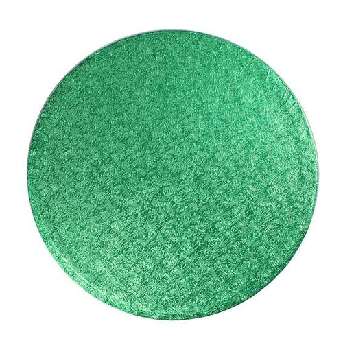 Round Drums Green Asstd Sizes