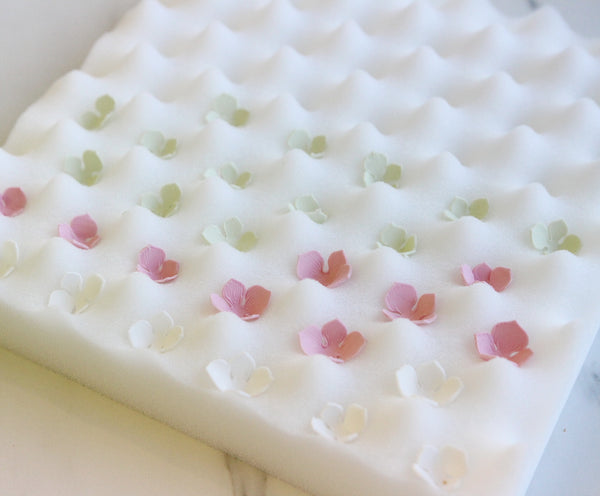 Foam Drying Pad Flower Former