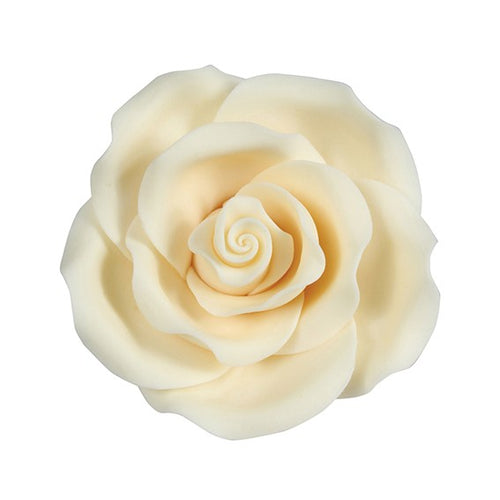 Sugar Rose Ivory  38mm (20 pcs)