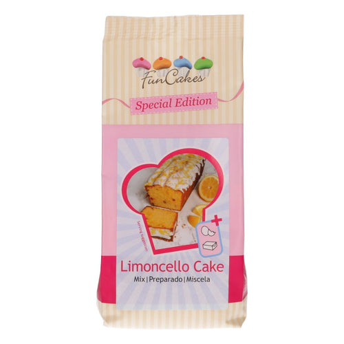 Limoncello Cake Mix 400g