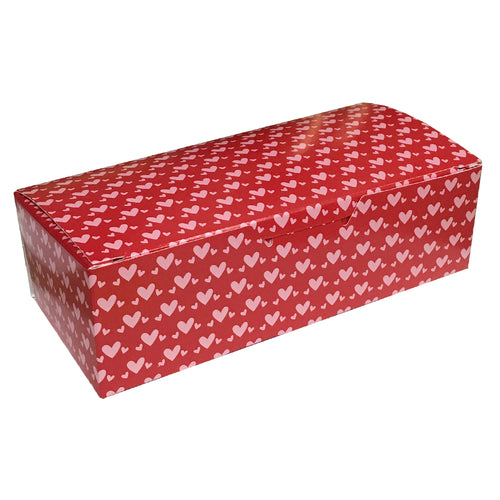Love Heart Candy Box 1Lb