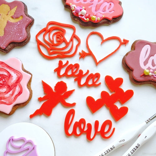 Love Elements  SWEET STAMP