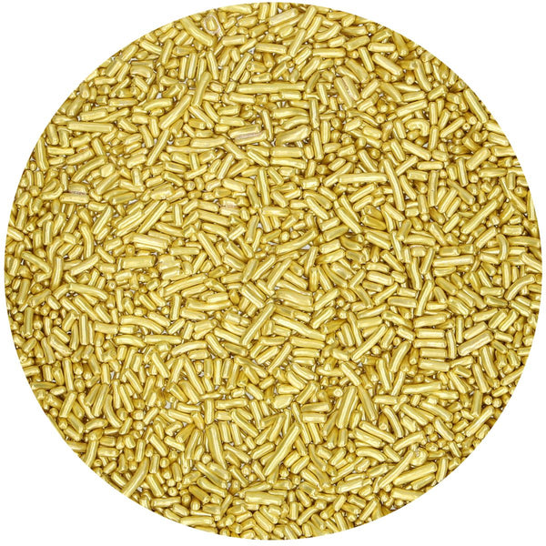 Metallic Gold Strands 800g