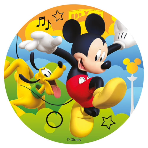Mickey Mouse Disc 16cm