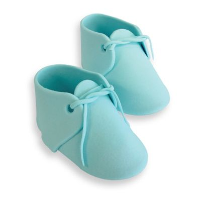PME Baby Bootees Shoes Topper Blue