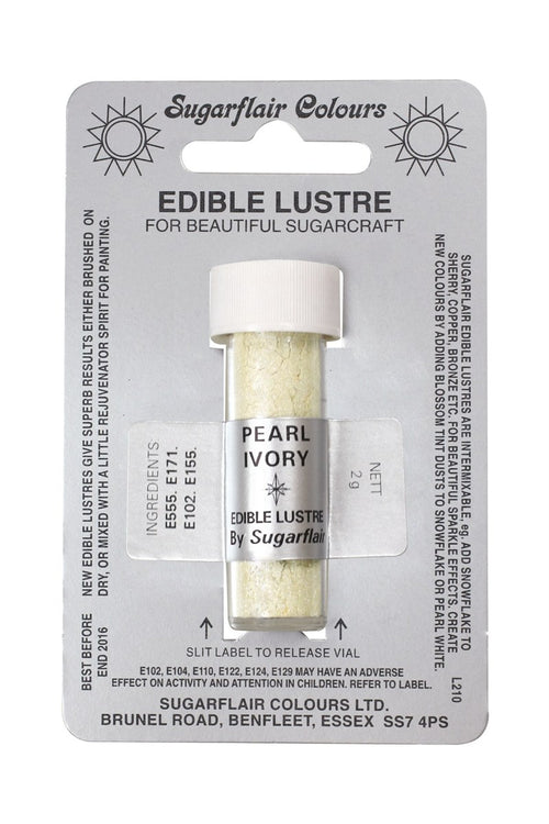 Pearl Ivory Lustre Dust