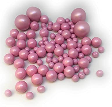 Pink Sprinkletti Bubbles 100g