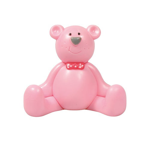 Pink Teddy Topper