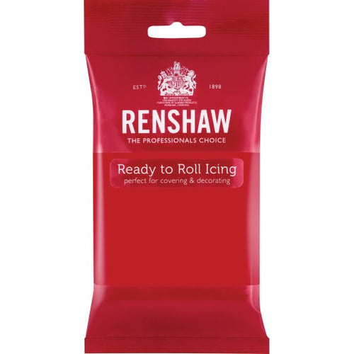 Renshaws 250g Poppy Red