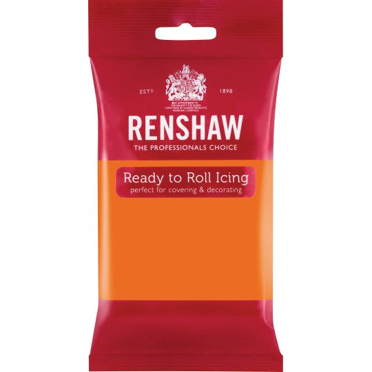 Renshaws 250g Tiger Orange