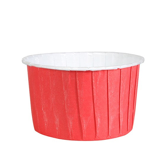 Cupcake Baking Cups Red Culpitt