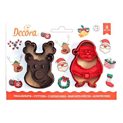 Reindeer  Cookie Cutters