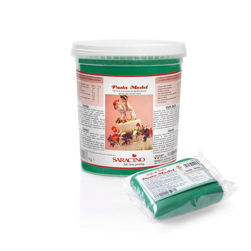Saracino Green Modelling Paste