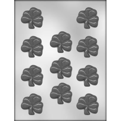 Shamrock Chocolate Mould 2""