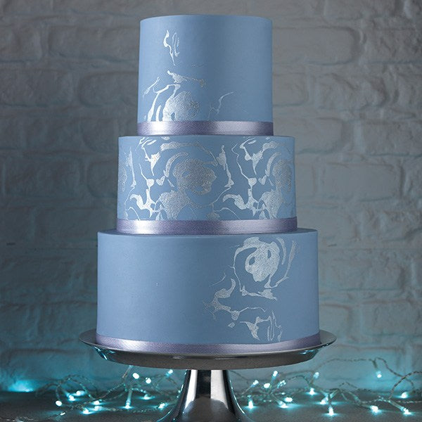Silver Writing Icing 25g HOC