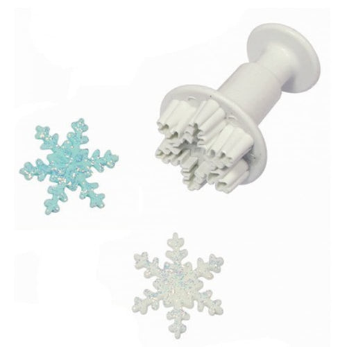 Small Snowflake Cutter 25mm PME