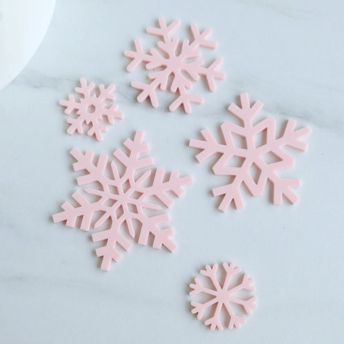 Christmas Snowflakes SWEET STAMP