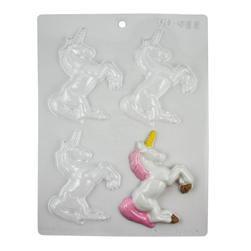 Unicorn Chocolate Mould