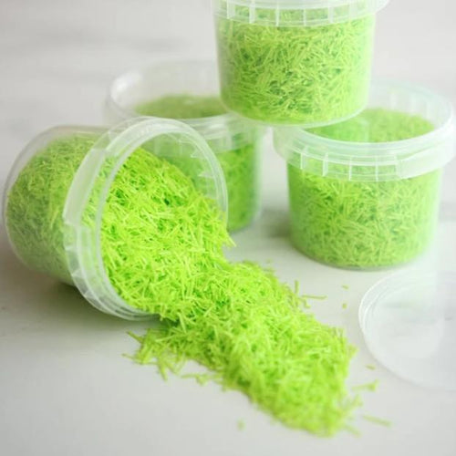 Green Wafer Confetti