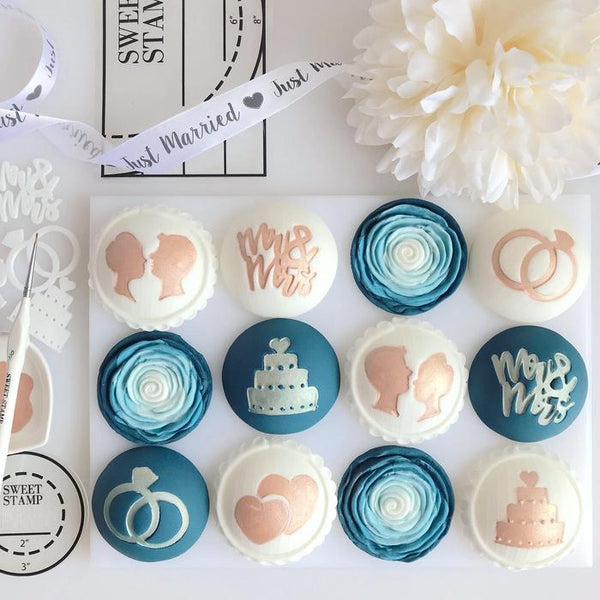 Wedding Day  Elements  SWEET STAMP