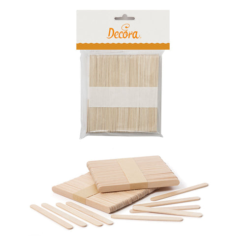 Wooden Lollipop Sticks 100pcs