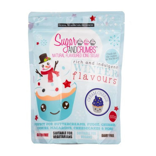 Cream Cheese Flavoured Icing Sugar Sugar & Crumbs 500g
