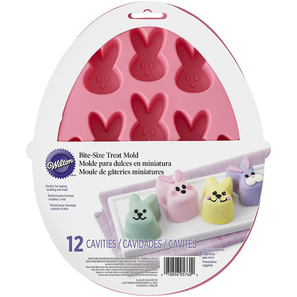 Wilton Bunny Treat Mould