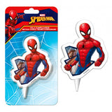 Dekora Candle Spider man
