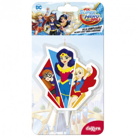 Dekora Candle Superhero Girls