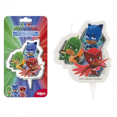 Dekora Candle PJMASKS