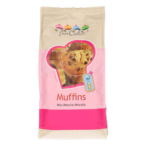 FunCakes Muffin Mix 1kg
