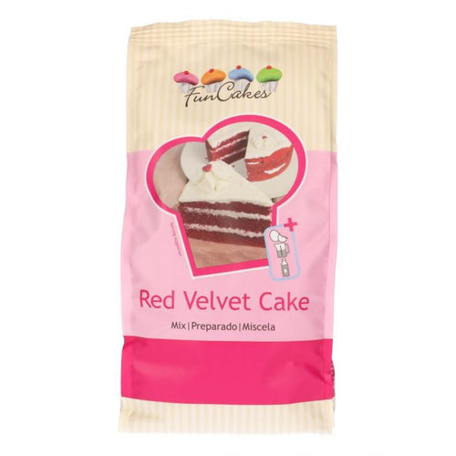 FunCakes Red Velvet Cake Mix 1kg