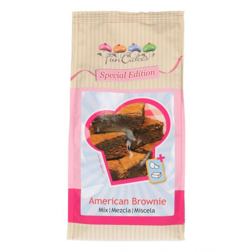 FunCakes American Brownie Mix 500g
