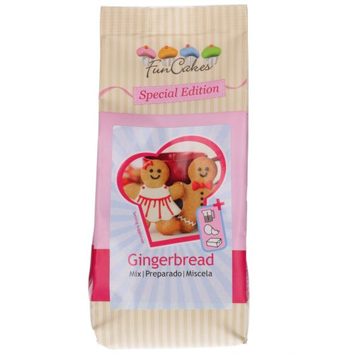 FunCakes Gingerbread Mix 500g