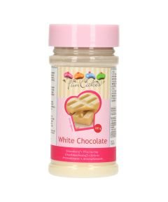 Fun Cakes Flavour 100g White Chocolate