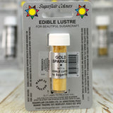 Edible Lustre Gold Sparkle