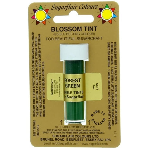 Blossom Tint Forest Green
